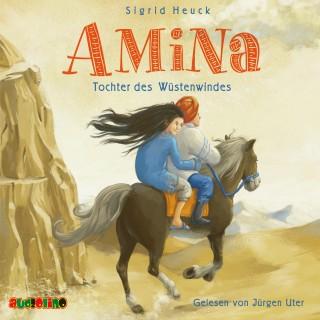 Sigrid Heuck: Amina - Tochter des Wüstenwindes