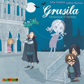 Julia Freidank: Grusila - Vampirspuk in Venedig