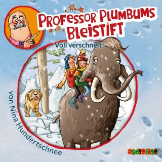 Nina Hundertschnee: Professor Plumbums Bleistift (3)