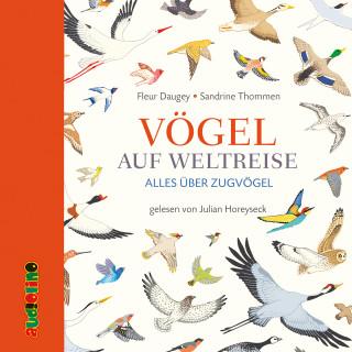 Fleur Daugey: Vögel auf Weltreise. Alles über Zugvögel