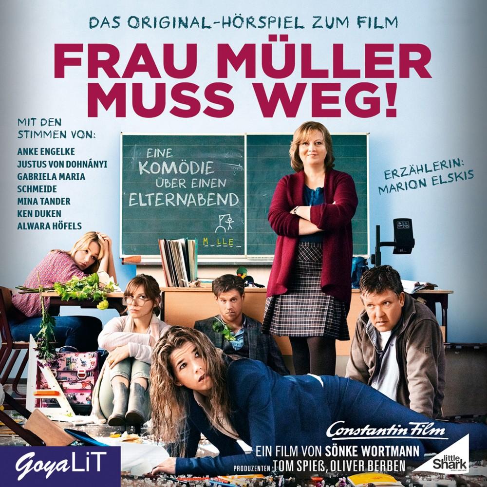 Filmkritik Frau Müller Muss Weg