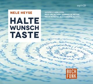 Nele Heyse: Haltewunschtaste