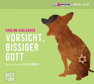 Shalom Auslander: Vorsicht, bissiger Gott