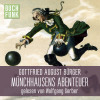 Gottfried August Bürger: Münchhausens Abenteuer