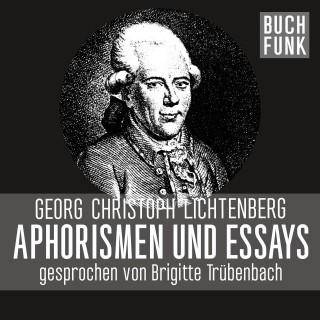 Georg Christoph Lichtenberg: Aphorismen und Essays