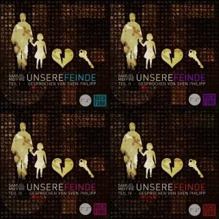 Samuel Meffire: Samuel Meffire's UNSERE FEINDE 1 - 4