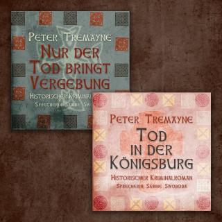 Peter Tremayne: Schwester Fidelma ermittelt - Box 1