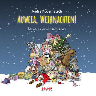 André Kudernatsch: Auweia, Weihnachten!