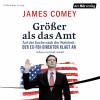 James Comey: Größer als das Amt