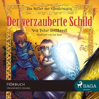 Peter Gotthardt: Der verzauberte Schild - Die Ritter der Elfenkönigin 1 (ungekürzt)