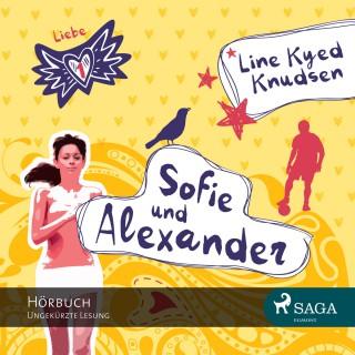 Line Kyed Knudsen: Sofie und Alexander - Liebe 1 (Ungekürzt)