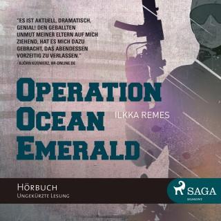 Ilkka Remes: Operation Ocean Emerald (ungekürzt)
