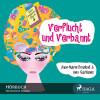 Anne-Marie Donslund, Inez Gavilanes: Verflucht und Verbannt - Das magische Buch 4 (Ungekürzt)