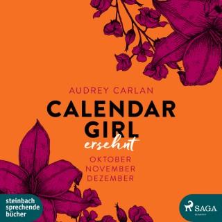 Audrey Carlan: Ersehnt - Calendar Girl (Ungekürzt)