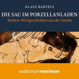 Klaus Bartels: Die Sau im Porzellanladen (Ungekürzt)