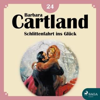 Barbara Cartland: Schlittenfahrt ins Glück - Die zeitlose Romansammlung von Barbara Cartland 18 (Ungekürzt)