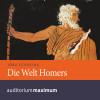Jörg Fündling: Die Welt Homers (Ungekürzt)