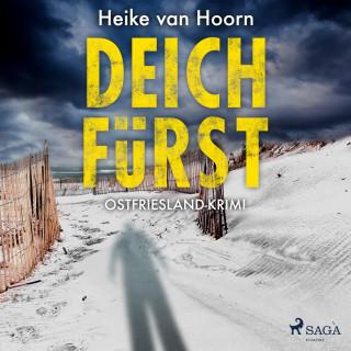 Heike van Hoorn: Deichfürst - Ostfriesland-Krimi - Ein Fall für Kommissar Möllenkamp 1 (Ungekürzt)