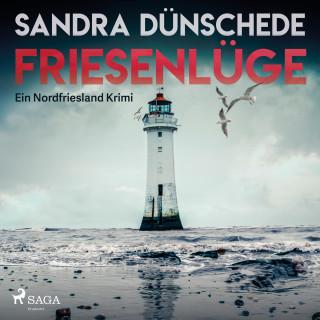 Sandra Dünschede: Friesenlüge - Ein Nordfriesland Krimi (Ungekürzt)