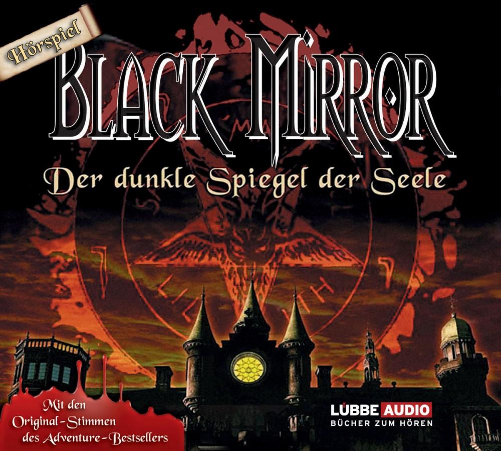 black mirror der dunkle spiegel der seele astrid meirose volker pru h. Black Bedroom Furniture Sets. Home Design Ideas