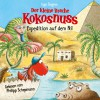 Ingo Siegner: Der kleine Drache Kokosnuss - Expedition auf dem Nil